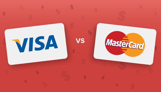 Почему MasterCard?